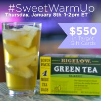 RSVP for the #SweetWarmUp Twitter Party