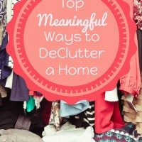 Top Meaningful Ways to Declutter Your Home
