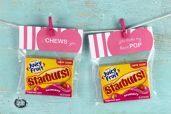 Juicy Fruit Starburst Gum Ingredients Juicy Fruit® Gum With