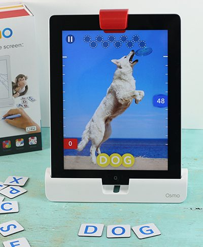 Hours of Educational Fun for Kids on the iPad with Osmo