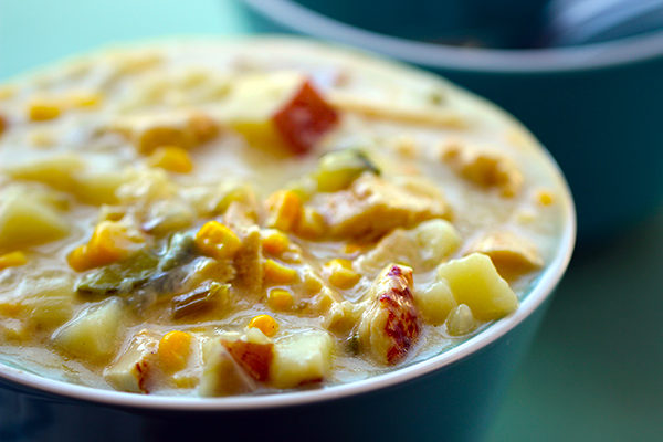 Healthy Chowder from Homemaking Hacks