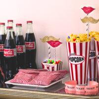 movie awards party ideas