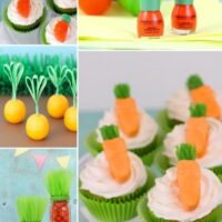 10 Totally Cute Carrot Themed Easter Treats & Craft Ideas
