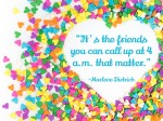 Fun Quotes about the Importance of Friendship