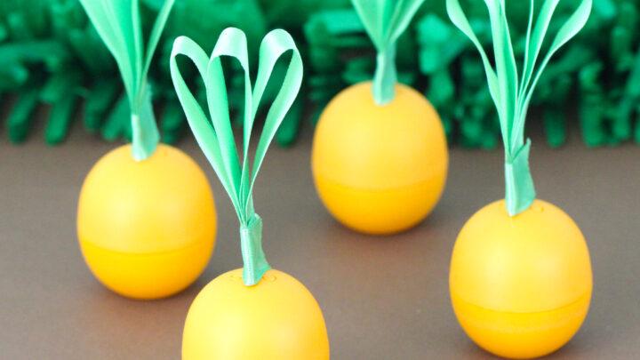 Turn EOS Lip Balm Into a Cute Carrot
