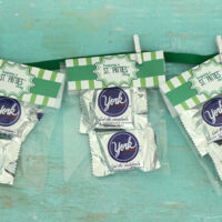 """Get These Happy St. """"Patties"""" Day Printable Gift Tags"""