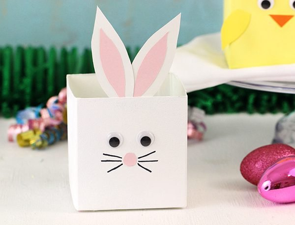 upcycled bunny