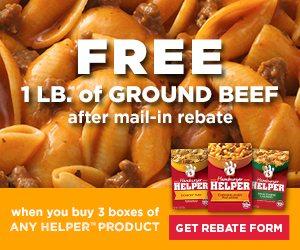 free rebate