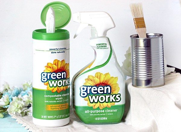 Green Works Products