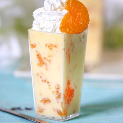 Easy Mandarin Orange Dessert