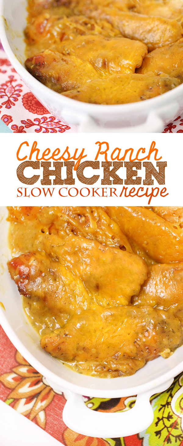 ranch slow cooker chicken