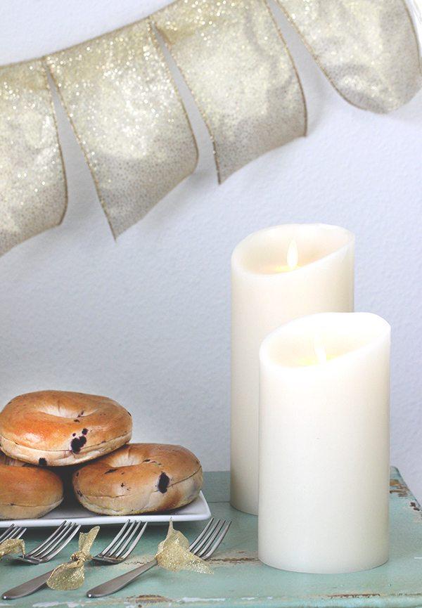 brunch candles