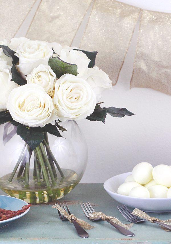 floral brunch
