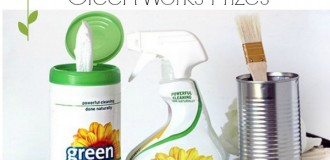 Spring Cleaning the Green Way (Giveaway)