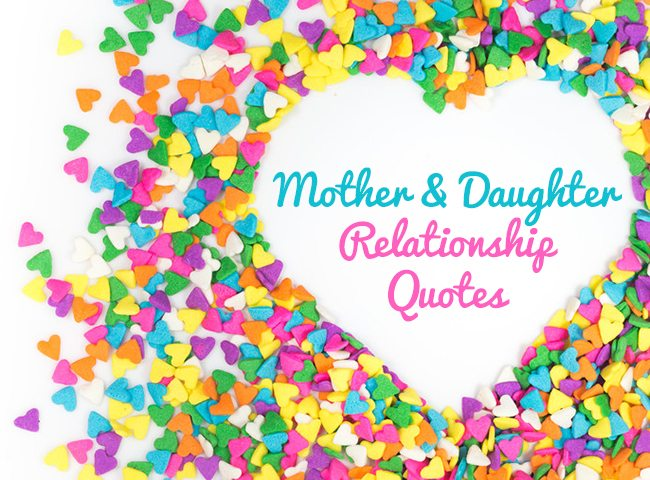 Mother And Daughter Relationship Quotes Cutefetti