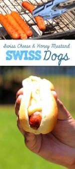 Summer Cookout Recipes: Swiss Dogs, Potato Casserole & Strawberry Lemonade