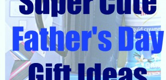 Save Money with these Father's Day Gift Ideas (Giveaway)