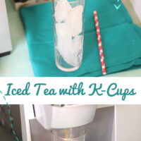 How To Make Iced Tea with K-Cups