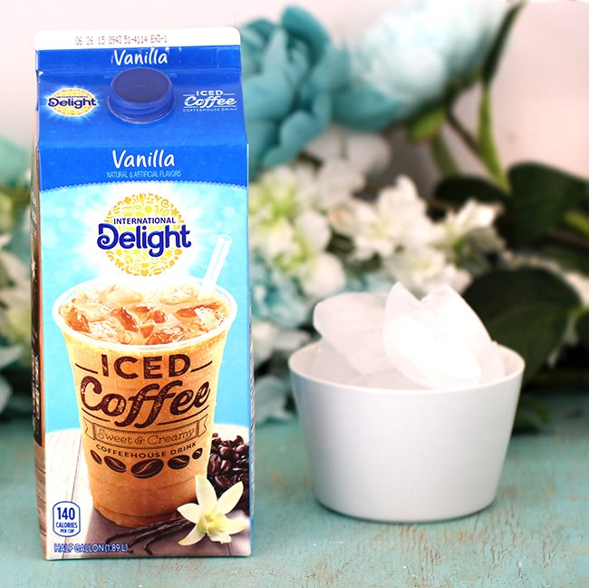 international delight vanilla coffee