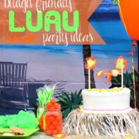 Ever wanted to host a Luau but felt overwhelmed? Get these neat Party Ideas for any budget. Find out what you can easily cut corners on.