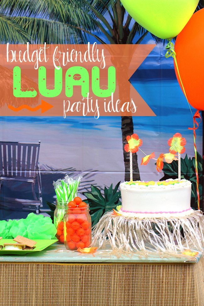 Ever Wanted To Host A Luau But Felt Overwhelmed Get These Neat Party Ideas For
