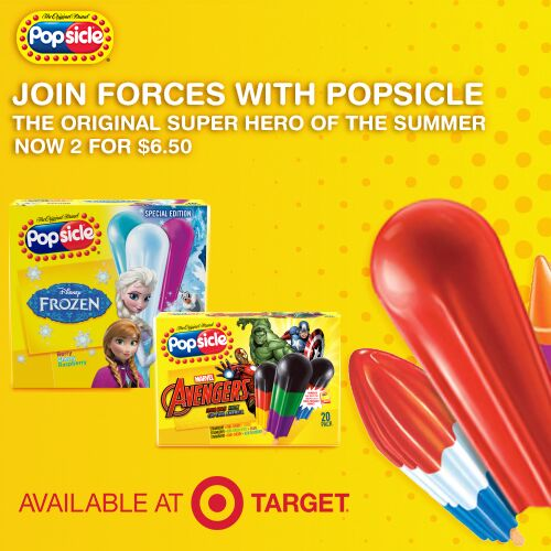 popsicle at target