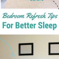 Refresh your Bedroom To Get Better Sleep