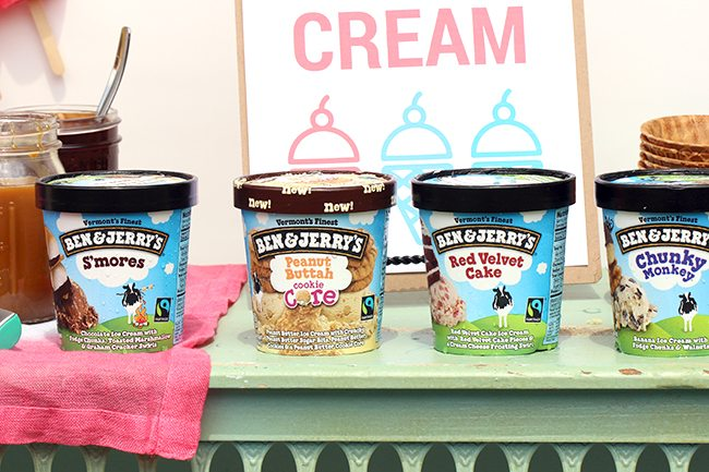 Throw a mini ice cream party anytime this summer with these simple and delicious ideas!