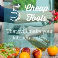 5 Favorite Everyday Kitchen Tools You Need