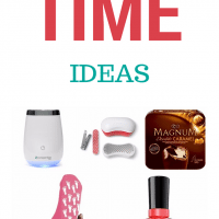 Ultimate Me Time Ideas