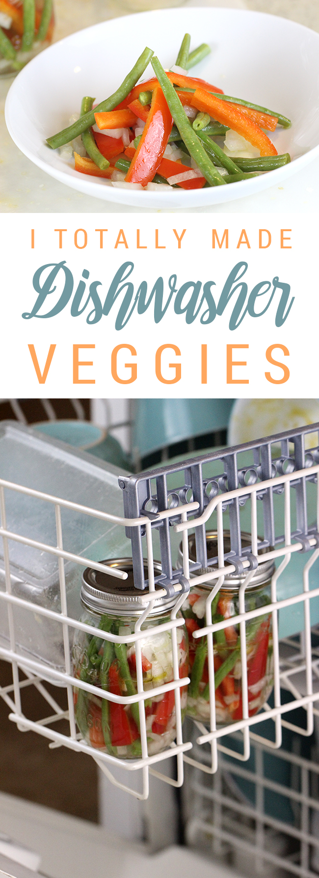 Dishwasher cooking? Kinda crazy, kinda awesome. Practical? Hmm. I'll try anything once.