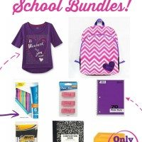 Stress Free, Budget Friendly Back to School Shopping