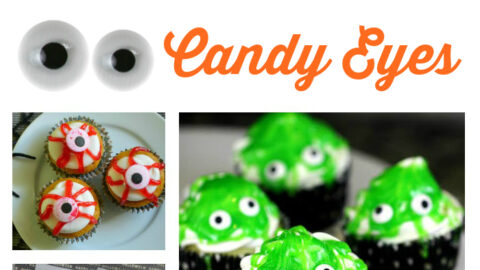 37 Spooktacular Halloween Treats with Candy Eyes
