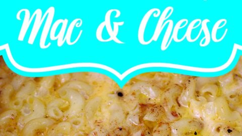5 Ingredient Slow Cooker Macaroni & Cheese