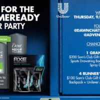 Join Me for the #GetGameReady Twitter Party on 9/17