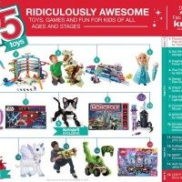 Get this List! Announcing Fab 15 Toys