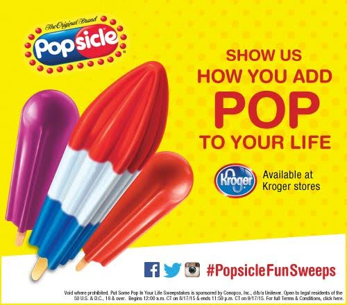popsicle sweeps