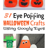 31 Eye Popping Halloween Crafts Using Googly Eyes