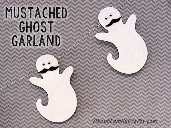 Mustached-Ghost-Garland