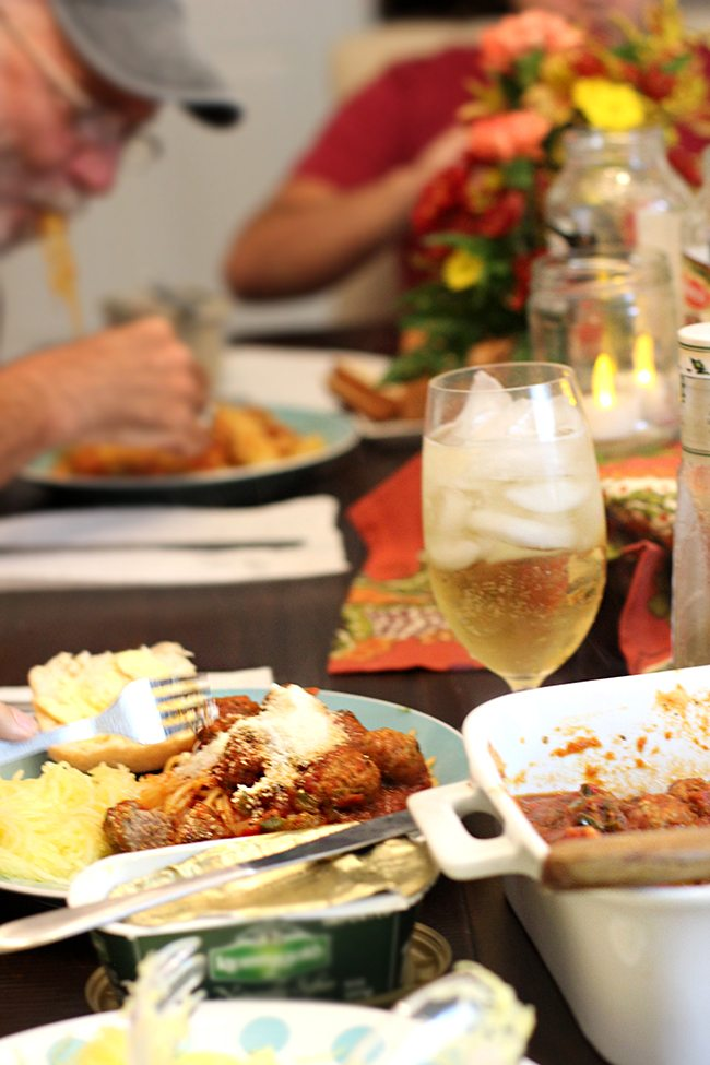 Family Dinner Ideas inspired by Tuscany