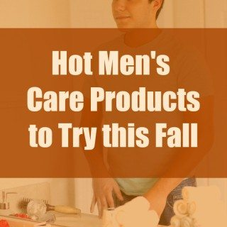 Want to try something new? Check out this list of hot men's grooming products to try this fall.