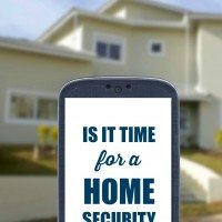 Is It Time for a Home Security System?