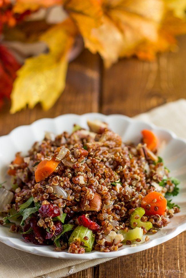 Cranberry-Pecan-Quino-Dressing-glutenfeeyumms