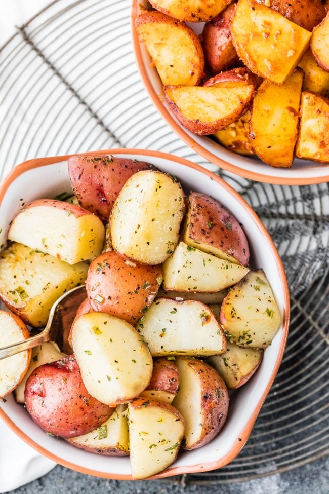garlic-ranch-slow-cooker-potatoes-cookierookie