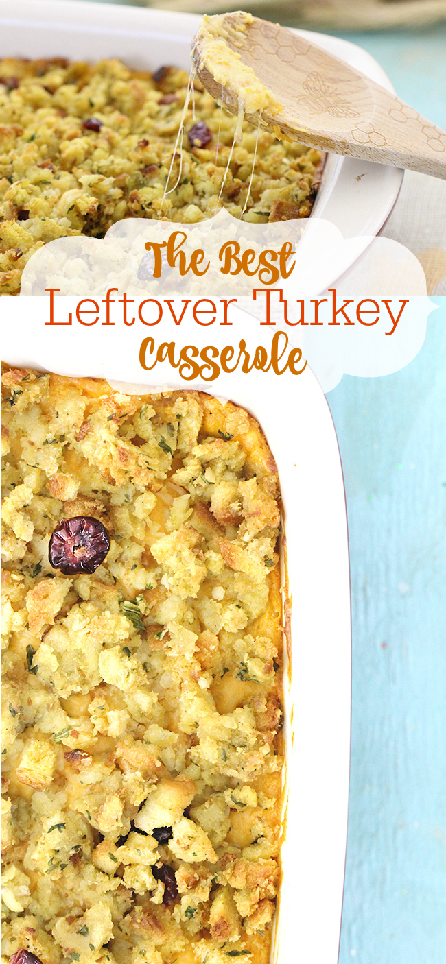 This is SO easy and SO good. Made this with my turkey leftovers a few times now and am impressed every time.