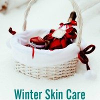 Winter Skin Care Basket for your BFF