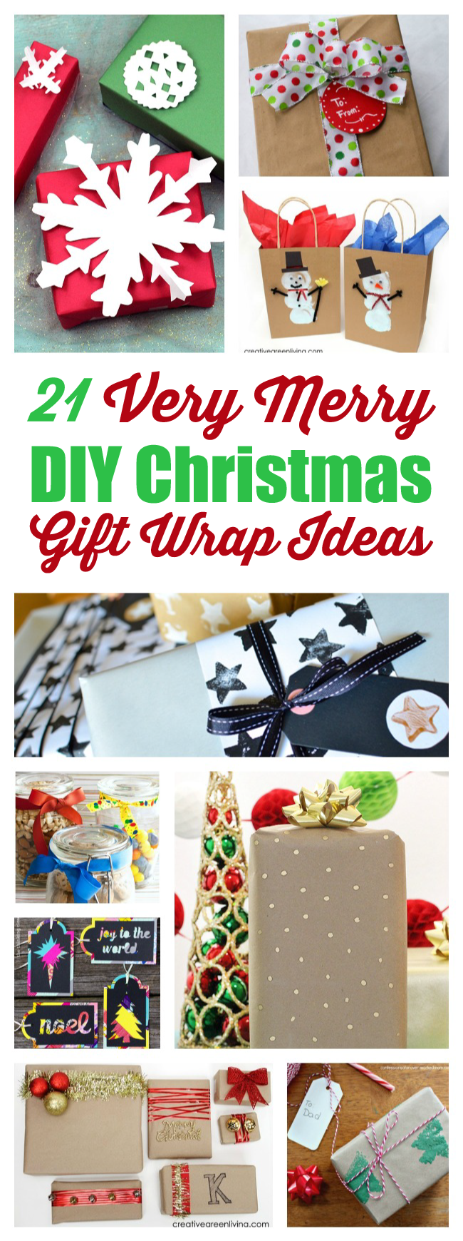 Love the idea of making my own wrapping paper, makes gifts even more thoughtful. It's so much easier than it sounds too. Bonus!