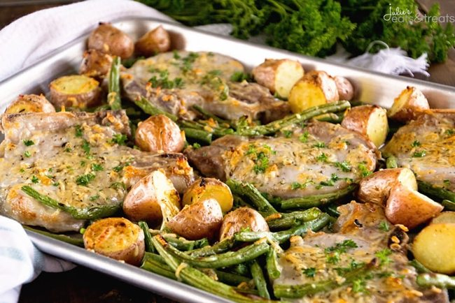 One-Pan-Parmesan-Pork-Chops-and-Veggies-julieseatsandtreats