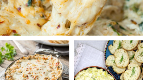 54 Delicious Hot & Baked Dip Recipes