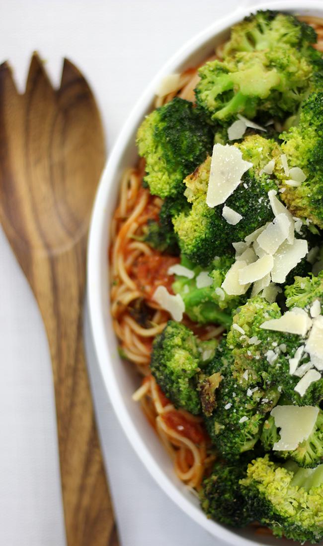 broccoli-spaghetti